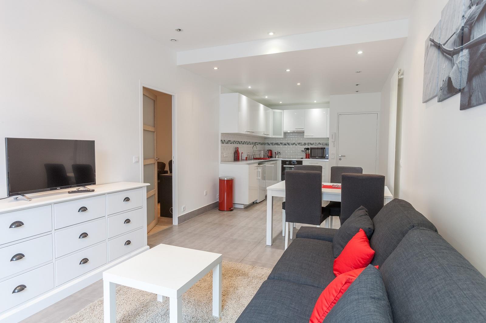 Appart Hotel Clamart - Airbnb Paris - Residence Services Malakoff - Appartement équipé Boulogne Billancourt