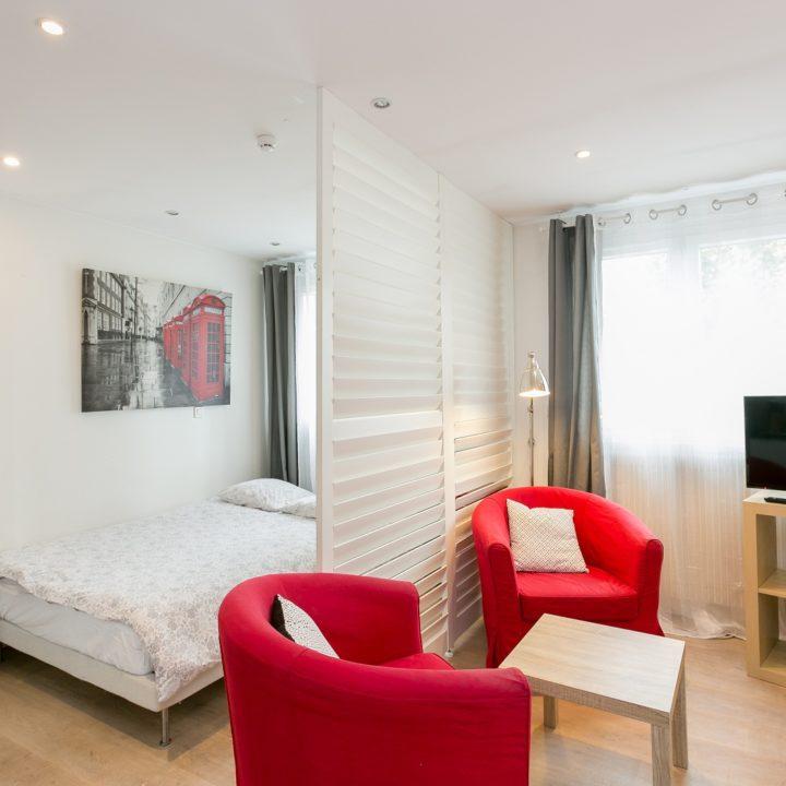 Aparthotel Clamart - Residence service Paris - Airbnb Versailles - Apart Hotel Boulogne Billancourt - Velizy