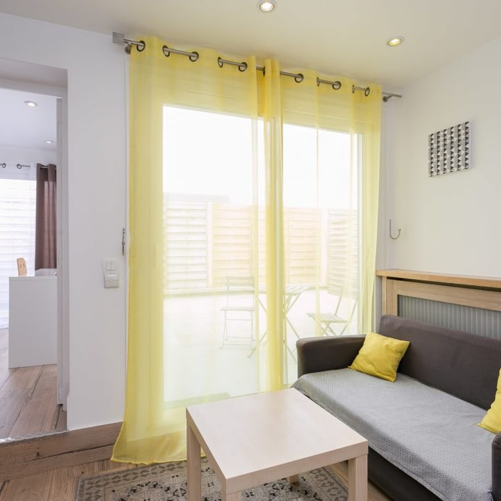 Fully furnished apartment in Clamart near Boulogne Billancourt, Montrouge, Issy-Les-Moulineaux, Porte de Versailles, Vélizy...