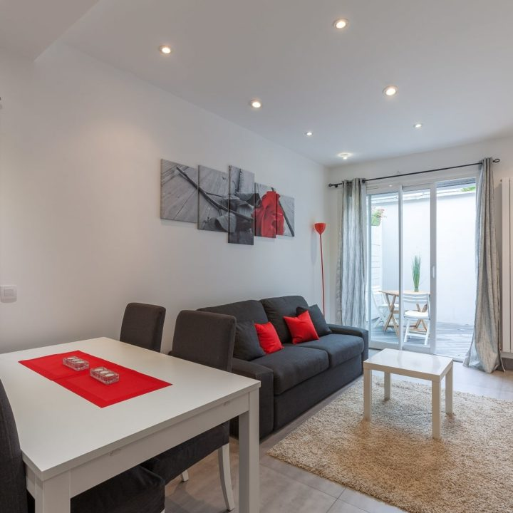Aparthotel Clamart - Airbnb Paris - Furnished Flat Velizy - Residence Service Clamart